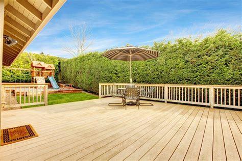 Terrassenalternative  So Bauen Sie Ihr Holzdeck Selbst