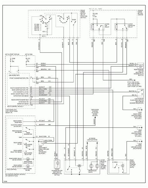 Chrysler Voyager 2002 Wiring Diagram by Chrysler Lebaron Wiring Diagram Wiring Diagram