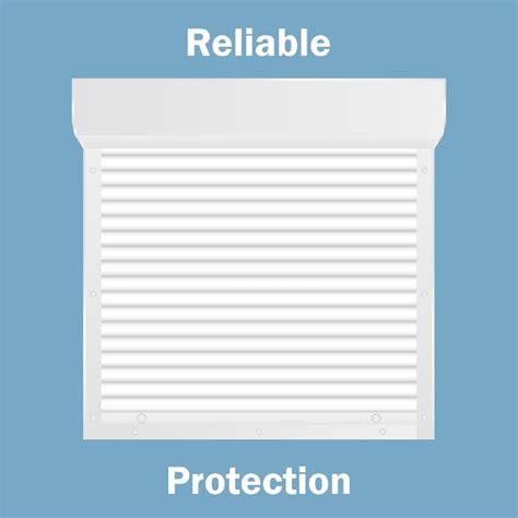 external window shutters ideal  security