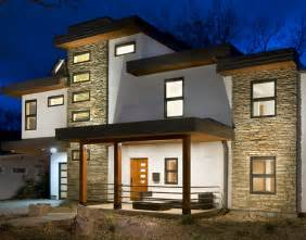 modern style house plans modern contemporary family house energy efficient design