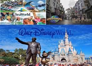 Disney World Theme Park Orlando