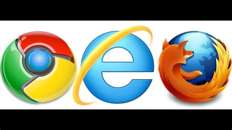Mozilla Firefox Vs Google Chrome Vs Internet Explorer In