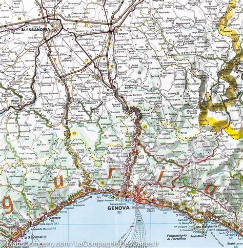 Carte Nord Ouest à Imprimer by Carte Routi 232 Re De L Italie Nord Ouest Michelin La