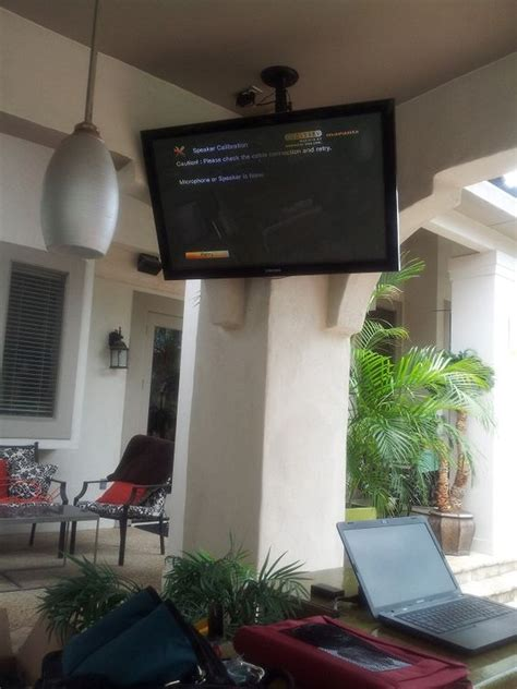 outdoor patio tv mounting patio tvs tv