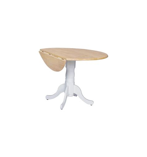 42 inch round dining table 42 inch round dropleaf dining tables simply woods