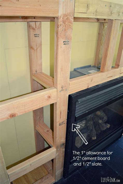 pin  annettte lee  house ideal diy fireplace fireplace remodel fireplace frame