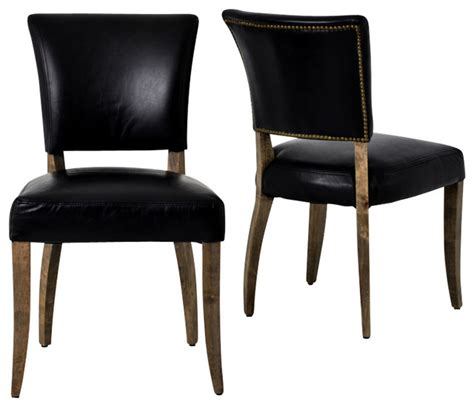 rockefeller dining chair transitional dining chairs