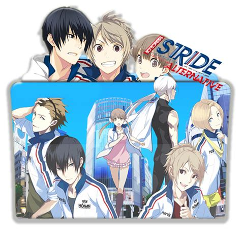 Anime Folder Icons Summer 2016 Free Prince Of Stride Alternative Icon Folder By Mikorin15 On
