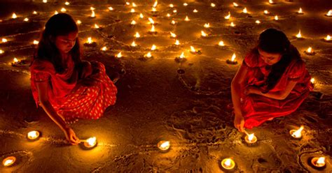 The Diwali Festival Of Lights A Celebration Of Freedom