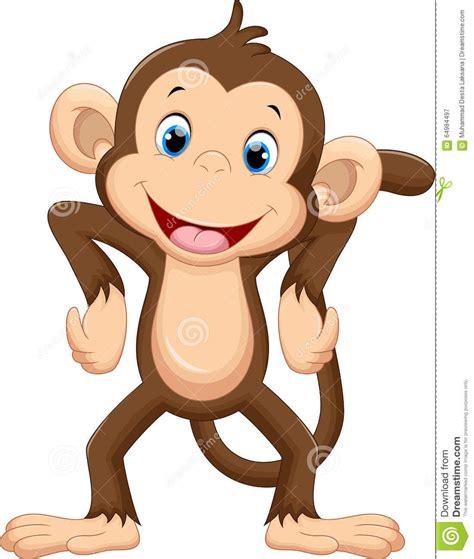 illustration about illustration of monkey illustration of adorable animal