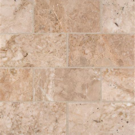 cappuccino marble tile sle of 3x6 polished crema cappuccino marble tile traditional wall and floor tile by
