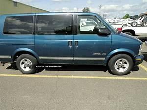 1998 Chevrolet Astro Van Awd  Engine Is Non