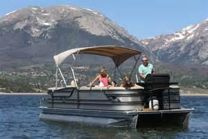 Boat Rentals Lake Dillon Co