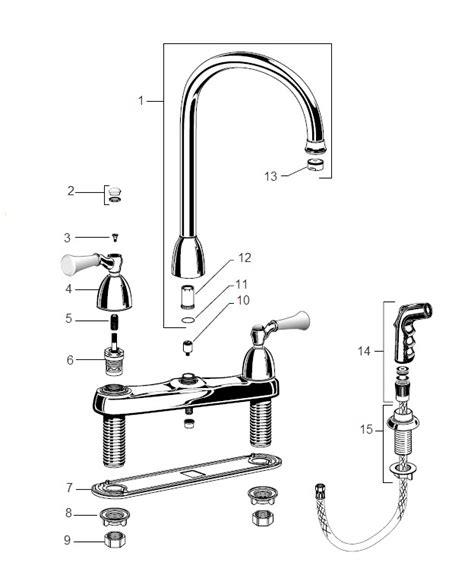 standard kitchen faucet parts standard kitchen faucet parts 28 images