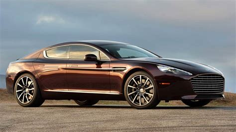 Aston Martin Rapides by Aston Martin Rapide S Drills New Of The Drive