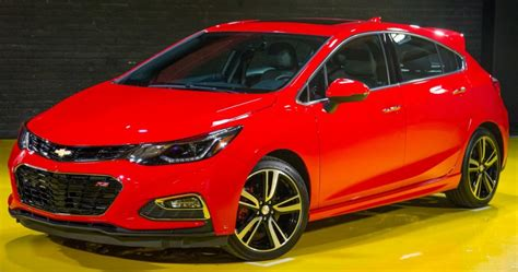 Chevrolet Cruze Hatch Diesel Coming For 2018