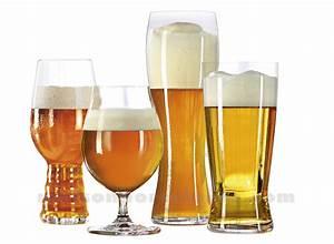 Verre A Bierre : verre a bi re d gustation beer classics spiegelau coffret de 4 verres assortis maison de la ~ Teatrodelosmanantiales.com Idées de Décoration