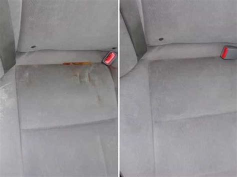 nettoyant siege voiture 23 astuces simples pour que votre voiture soit plus propre