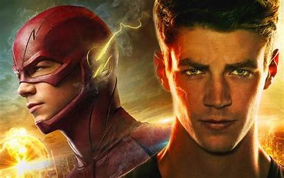 Barry Allen Flash Cw Wallpapers Gustin Grant