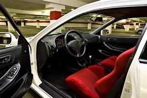 Acura  Honda Integra Type R Interior Colors