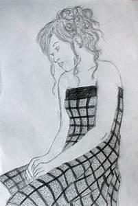 Kunst Zeichnungen Bleistift : sad days bild kunst von katrin s bei kunstnet ~ Yasmunasinghe.com Haus und Dekorationen