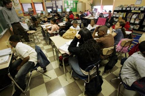 City Schools Have Thousands Of Overcrowded Classes Union