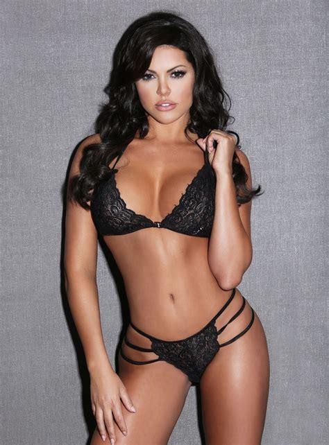 caitlin sanchez bikini glamour model jessica cribbon single dating or married