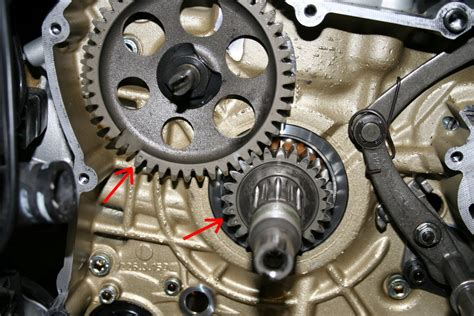 timing gears misaligned ducatiorg forum  home
