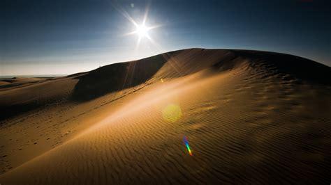 Desert Sun Wallpapers Hd Wallpapers Id 15785