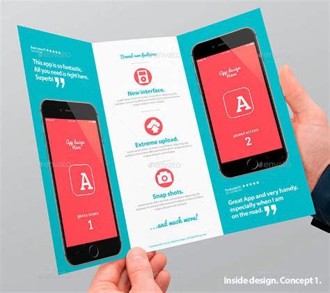 Apple Iphone Brochure Templates 9 Mobile Brochures Editable Psd Ai Vector Eps Format