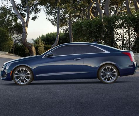 cadillac ats release date redesign interior pictures