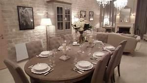 salon salle manger deco accueil design et mobilier With deco de salon salle a manger