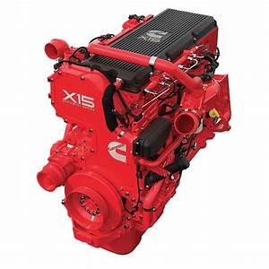 Cummins X15 Engine Earns Technical Achievement Award