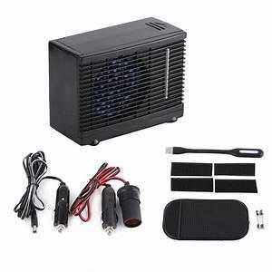 Rafraichisseur D Air Electro Depot : car truck cooler conditioning fan water ice evaporative ~ Dailycaller-alerts.com Idées de Décoration