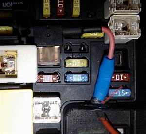 2004 Jeep Wrangler Fuse Box Diagram Map