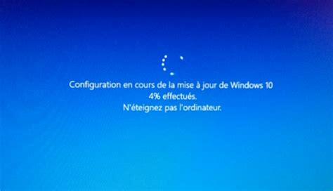 windows 7 bureau l 39 installation de windows 10 quot 1511 quot peut réserver quelques