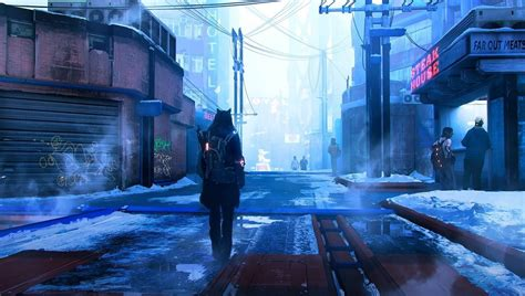 artwork, Digital art, Concept art Wallpapers HD / Desktop ...