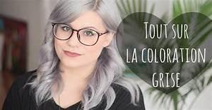 Coloration Cheveux Gris Perle : comment avoir les cheveux silver gris par laurie de ~ Nature-et-papiers.com Idées de Décoration