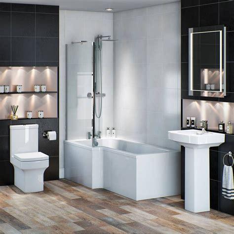 vermont shower bathroom suite lh