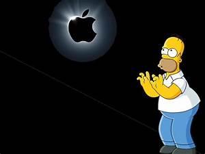 Homer Apple Wallpapers
