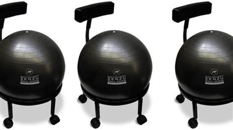 chaise ballon chaise ballon de purathletics noir en ligne seulement