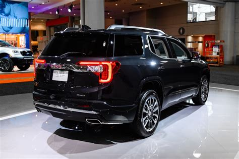 2020 Gmc Acadia Denali by 2020 Acadia Denali Exterior Live Photo Gallery Gm Authority