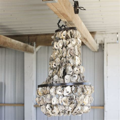 chic coastal chandeliers  pendants