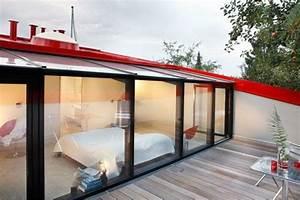 maison avec toit en verre veglixcom les dernieres With maison avec toit en verre