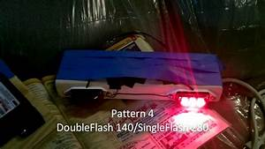 Whelen Uhf2150a Headlight Flasher Demo