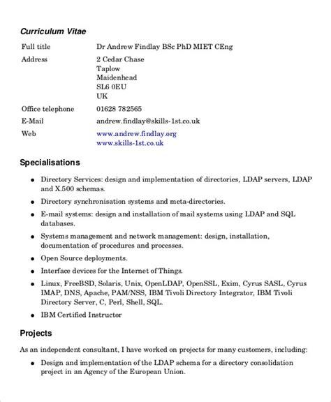 printable resume template   word  documents