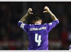 Sergio Ramos Ramos Real Madrid man defiant over