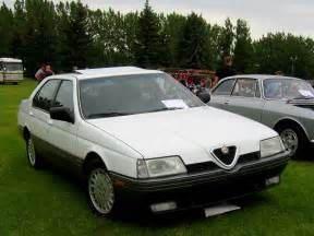 1994 Alfa Romeo 164 (164)  Pictures, Information And
