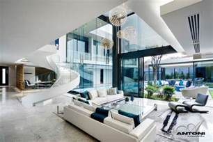 traumhaus designer sparkling glass house in johannesburg twinkles with glittering contemporary features
