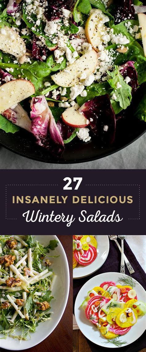 insanely delicious salads    thanksgiving